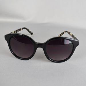 (Anthropologie) Round Tortoise Shell Sunglasses
